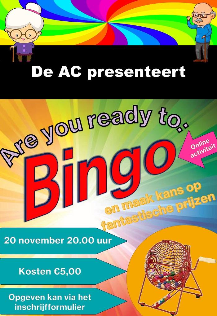 Synergo's online bingo